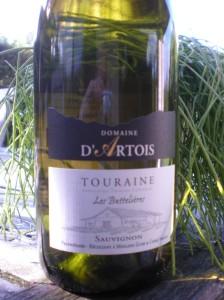 domaine d' artois les buttelières touraine 2008,nicolas leflaive les sétilles bourgogne blanc 2008